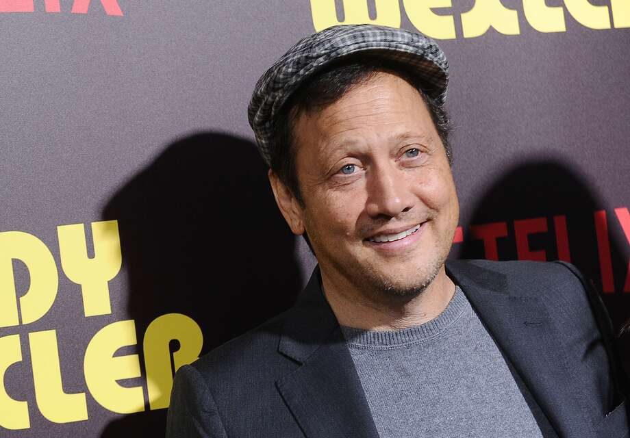 HOLLYWOOD, CA - APRIL 06: Actor Rob Schneider attends the premiere of 'Sandy Wexler' at ArcLight Cinemas Cinerama Dome on April 6, 2017 in Hollywood, California.  Photo: (Photo By Jason LaVeris/FilmMagic)