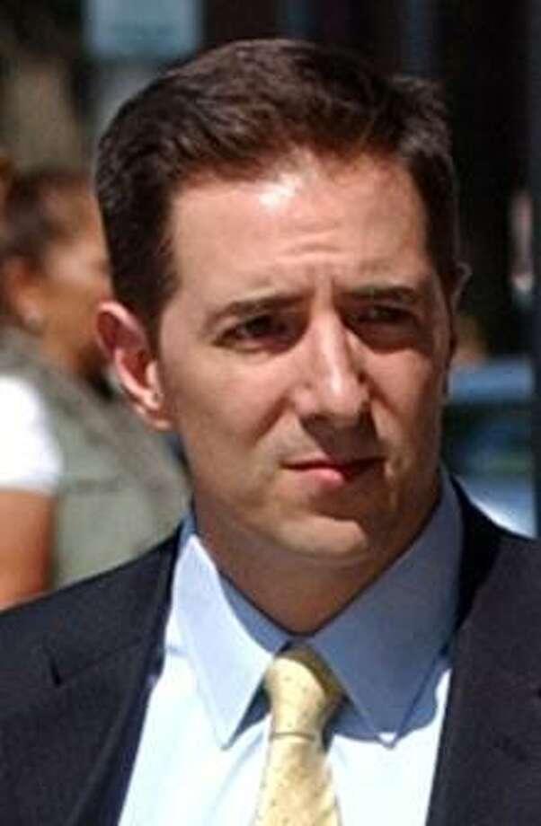 Chris Mattei, Democrat Photo: Christian Abraham / Hearst Connecticut Media / Connecticut Post