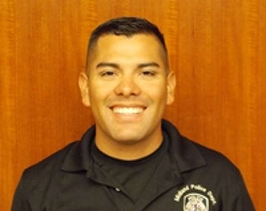 "Officer Leroy ""Alex"" Granado resigned in March after making inappropriate and unwanted comments to a woman in December, according to MPD documents. Photo: City Of Midland"