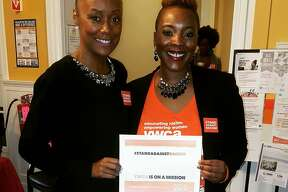 Were  you Seen at the YWCA of the Greater Capital Region's 2017 Stand Against  Racism on Thursday, April 27, 2017 at the YWCA in Troy, NY?