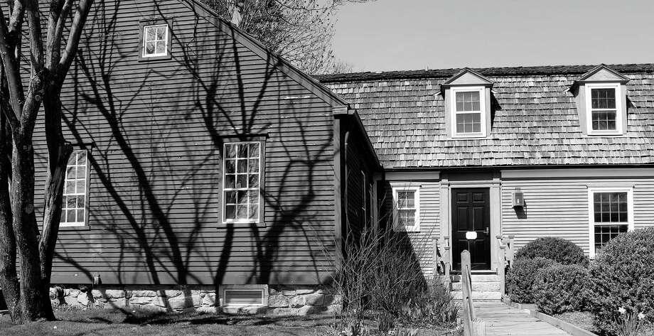 The Darien Historical Society in Darien, CT. April 2017. Photo: Erin Kayata / Hearst Connecticut Media / Darien News