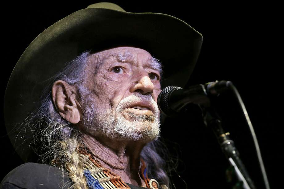 "FILE - In this Jan. 7, 2017, file photo, Willie Nelson performs in Nashville, Tenn. Nelson's latest album, ""God's Problem Child,"" will be released on Friday, April 28. (AP Photo/Mark Humphrey, File) Photo: Mark Humphrey, Associated Press"