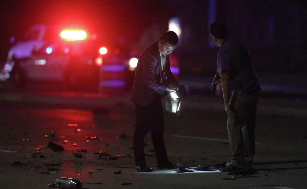 motorcyclist dead after hit and run on westheimer road - houston