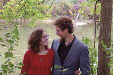Susan Rozeveld and Emerson Fortier