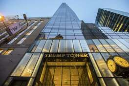 Trump Tower on Fifth Avenue in New York. President Donald Trump has promised a sweeping tax plan.