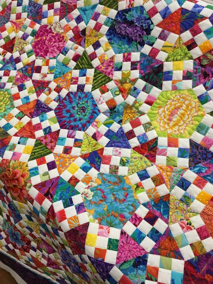 Quilt Guild S Annual Event Brings A Little Joy To The