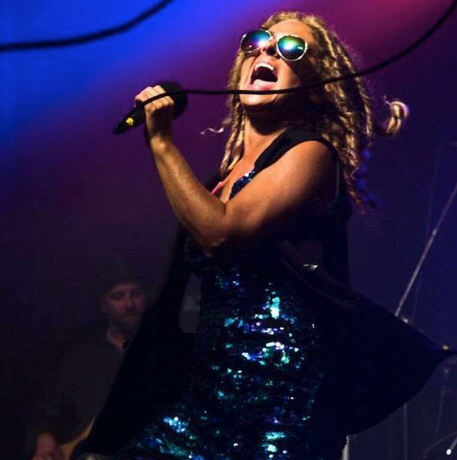 Jen Durkin keeps busy with her latest musical project called The Business, and she brings it into town this weekend, playing at 10 p.m. on Saturday, April 29, at Peaches Southern Pub & Juke Joint at 7 Wall St. in Norwalk Photo: Contributed Photo