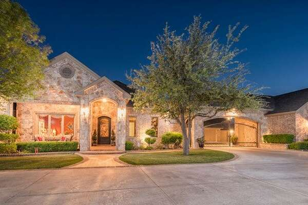 The 2-acre property located at 3201 Lantana Lane is listed for $1,299,000.