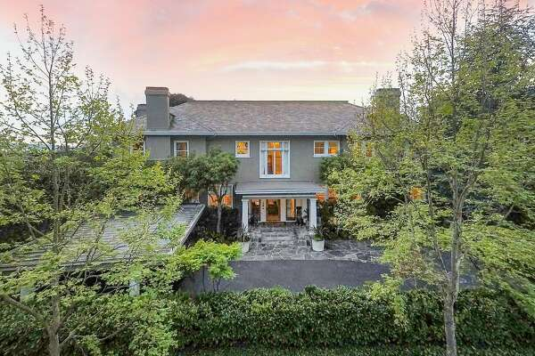 15 Muir Ave. in Piedmont is a six-bedroom with more than 7,400 square feet of living space.