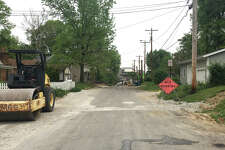 Quince Street is undergoing renovation for more than just the shared-use path project. Also in the works, if approved at Monday's City Council meeting, will be the repair of 325-feet of a corrugated metal pipe in the street's storm sewer.