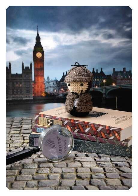 Sherlock Holmes Photo: Courtesy