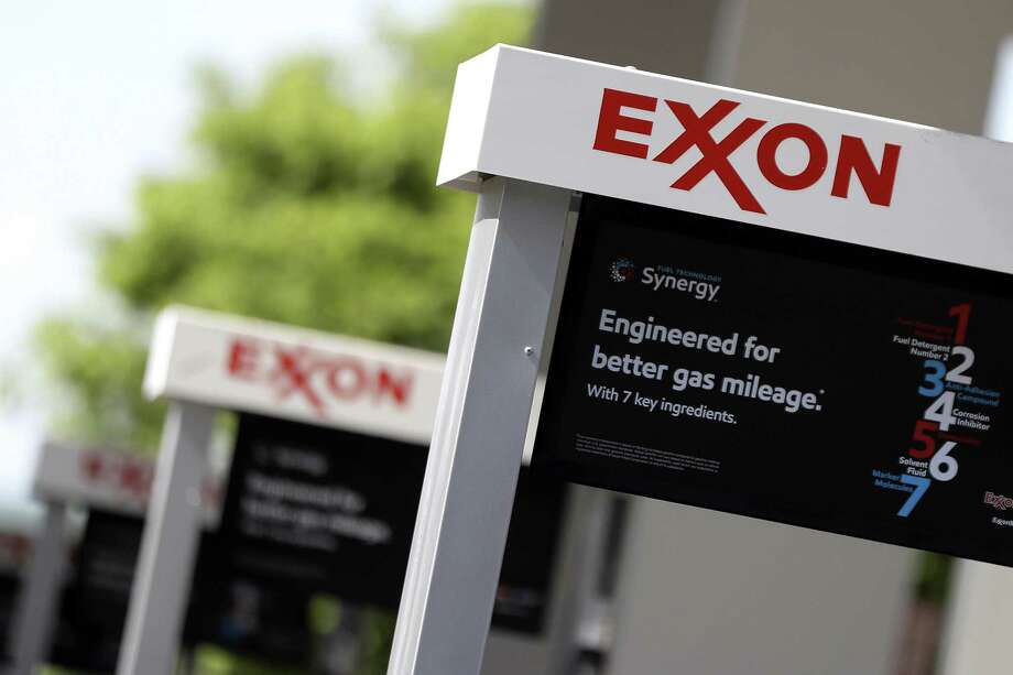 Exxon, the world's biggest oil producer by market value, earned 95 cents a share in the first quarter, outperforming all but one of the 19 analysts' estimates in a Bloomberg survey. Photo: Mark Humphrey /Associated Press / Copyright 2017 The Associated Press. All rights reserved.