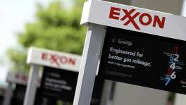 Exxon, the world's biggest oil producer by market value, earned 95 cents a share in the first quarter, outperforming all but one of the 19 analysts' estimates in a Bloomberg survey.
