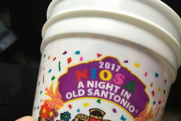 """A Night in Old Santonio"" is what the popular Fiesta event is called, according to this year's cup."