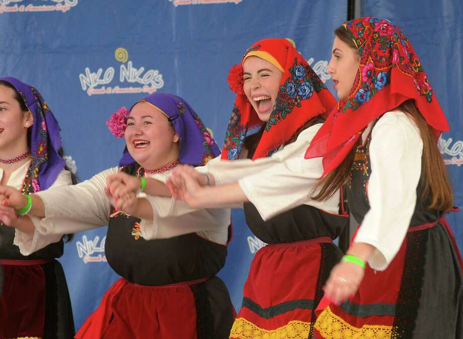 The Original Greek Festival:This four-day festival begins Thursday, Oct. 5 and runs through Sunday, Oct. 8.Attractions include, Greek wine, food and dancing.More Details:http://greekfestival.org Photo: Dave Rossman, Freelance / Freelalnce