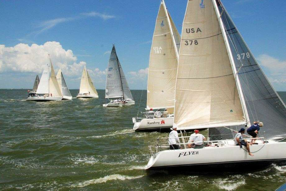The Lakewood Yacht Club preparwa for its annual Bay Cup II Regatta. Photo: Courtesy Photo