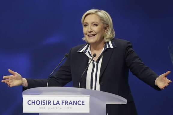 French far-right leader presidential candidate Marine Le Pen got into the runoff to lead France but is expected to lose to centrist Emmanuel Macron. This and other indicators may signal that the populist movement is at least on pause.