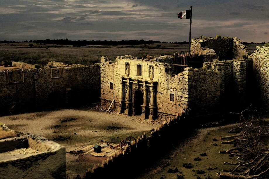 Reimagine The Alamo Ok But This Master Plan Doesn T