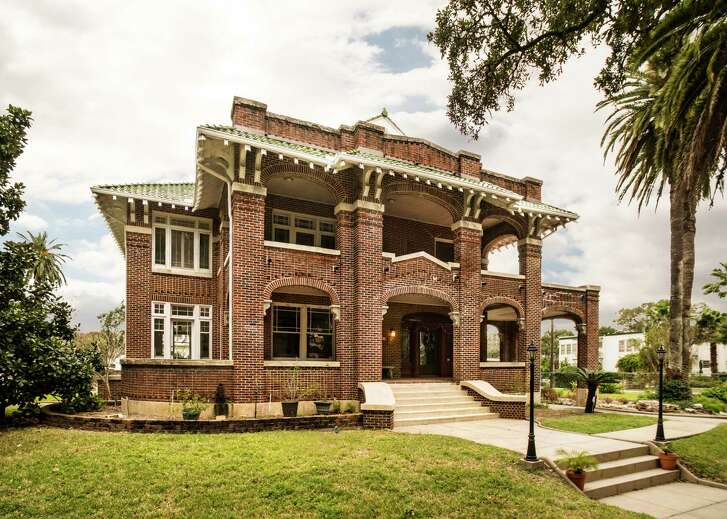 The 1916 Hans and Marguerite Guldmann House will make its third appearance on the Galveston Historic Homes Tour the next two weekends.