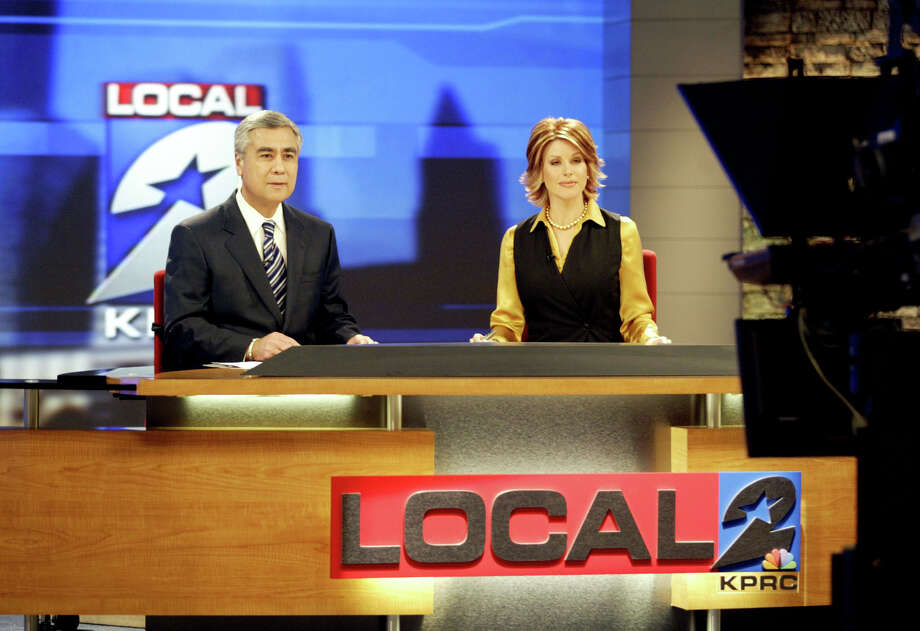 10. Harvey Storm Coverage 2 (6 p.m. - 2 a.m.)169,000 viewers on Aug. 30 Photo: Jessica Kourkounis, Freelance / Freelance