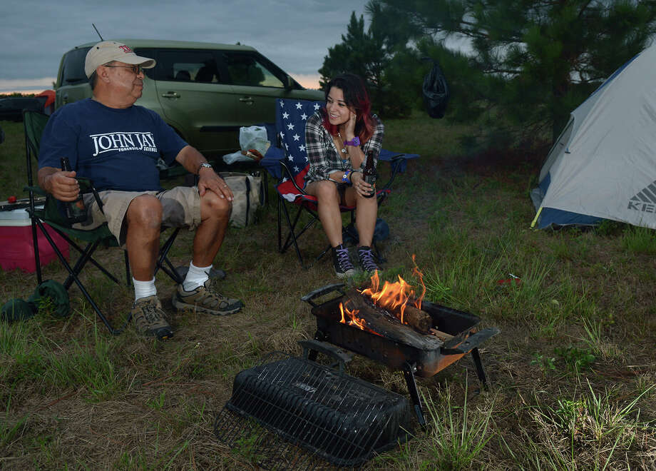 There are plenty of places to camp near Houston. Photo: Jerry Baker, Freelance