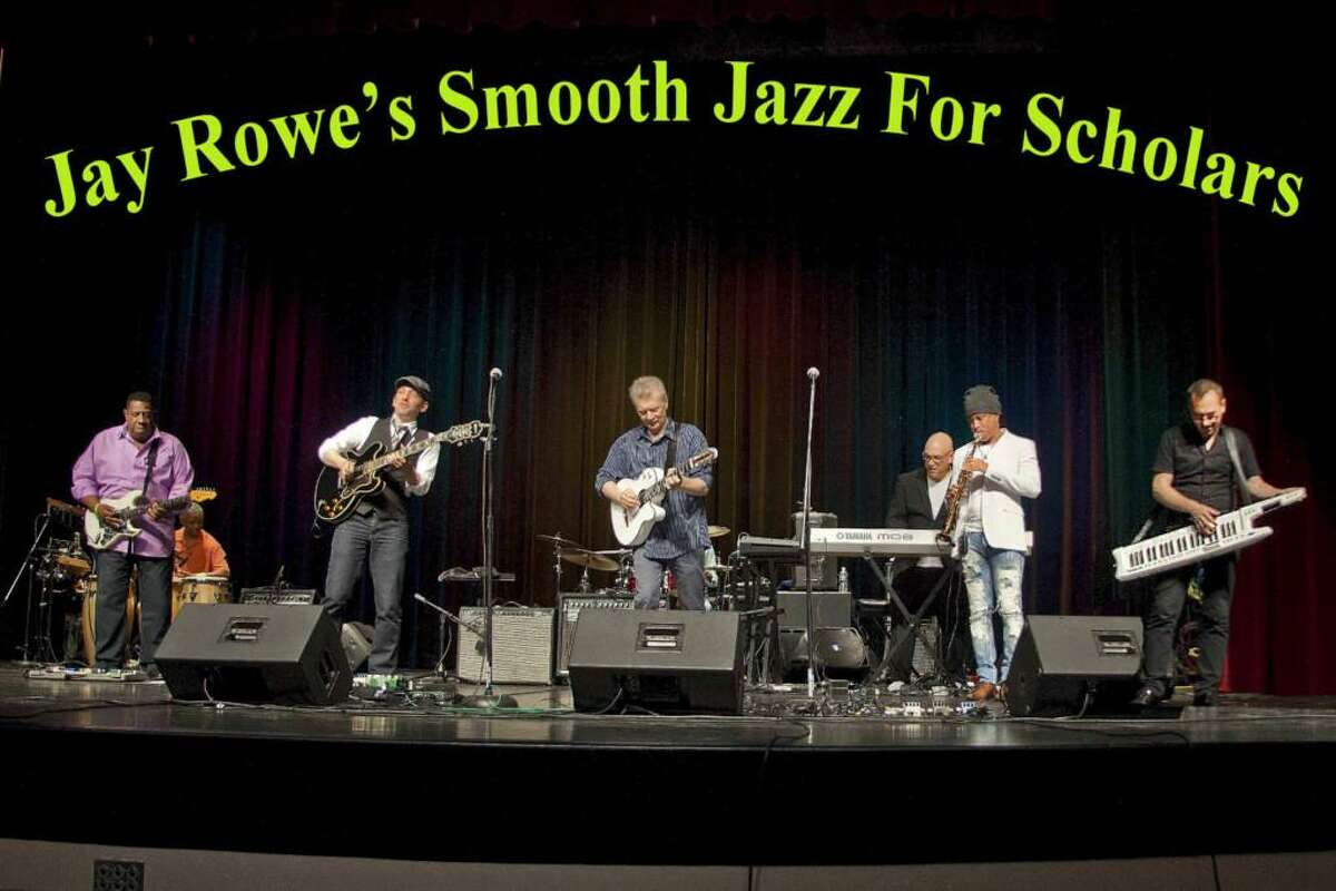 Several greats will perform this weekend in Milford at the benefit Smooth Jazz festival.