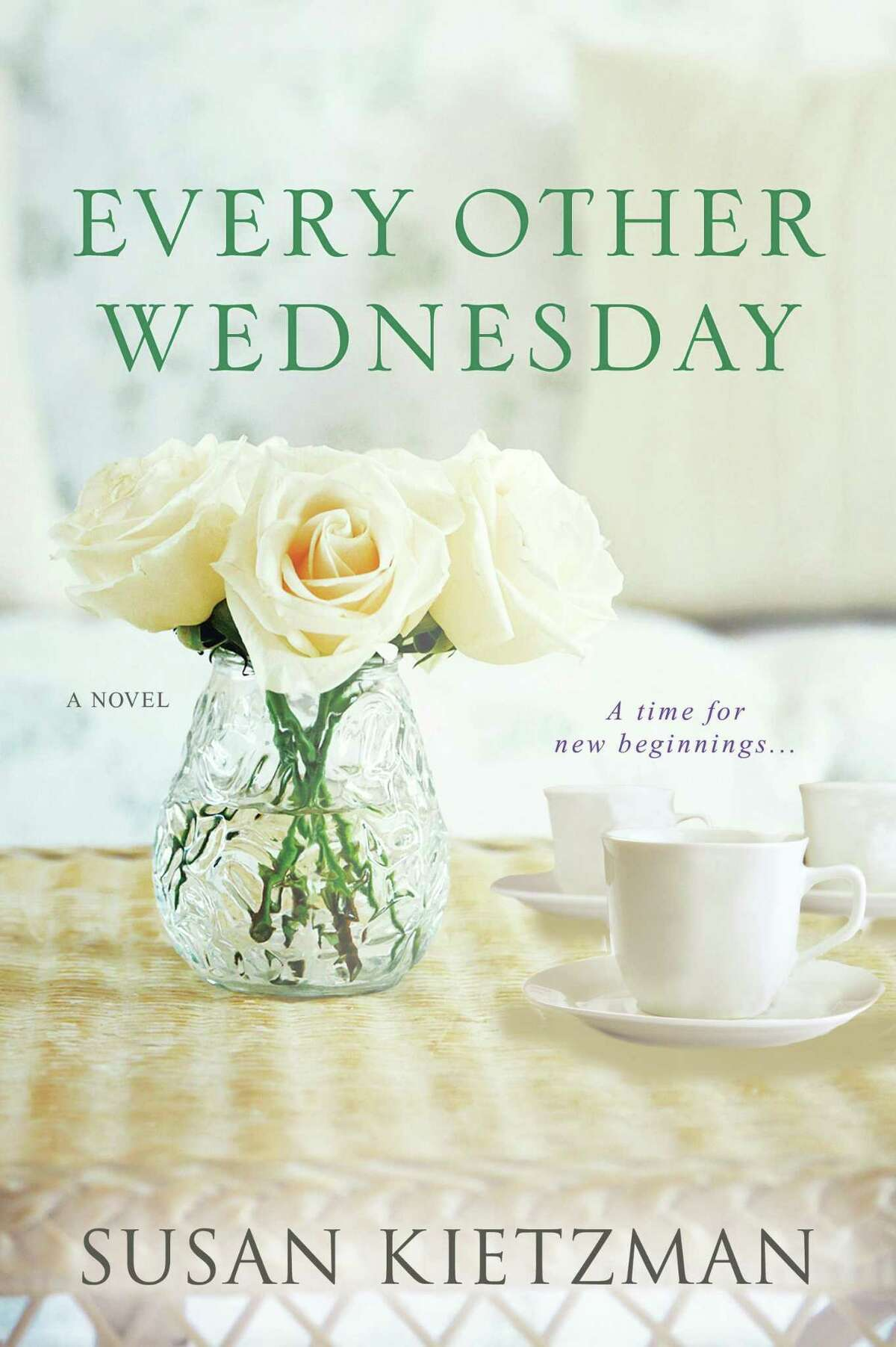 Author and former Fairfielder Susan Kietzman will be at the Fairfield University Bookstore in downtown on Thursday, May 4, to talk about her new book,