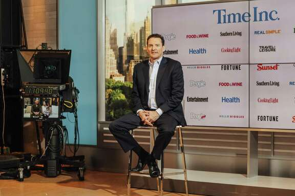 """""""This is a great company,"""" says Rich Battista, chief executive of Time Inc. """"We see a path to creating significant shareholder value. We think there's tremendous untapped potential, and we're just scratching the surface."""""""
