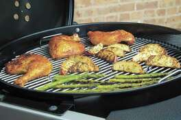 Save 15 percent between now and Memorial Day at American Home Improvement on Weber Grills and on Primo grills and smokers. And, if you buy a Traeger smoker, you'll get three bags of Traeger pellets for free! See more at www.ahi-texas.com.