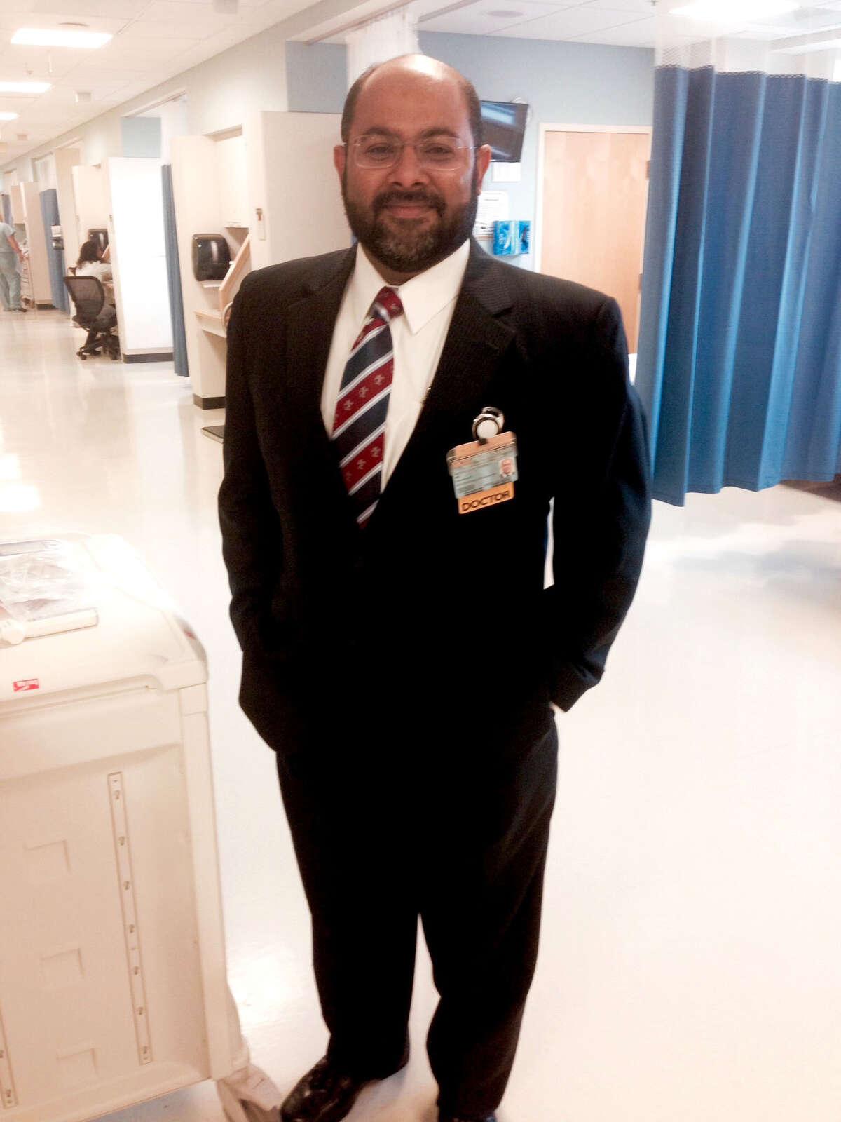 Dr. Rizwan Alimohammad. (Provided)
