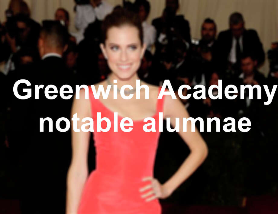 Click through the slideshow to see notable alumnae of Greenwich Academy.