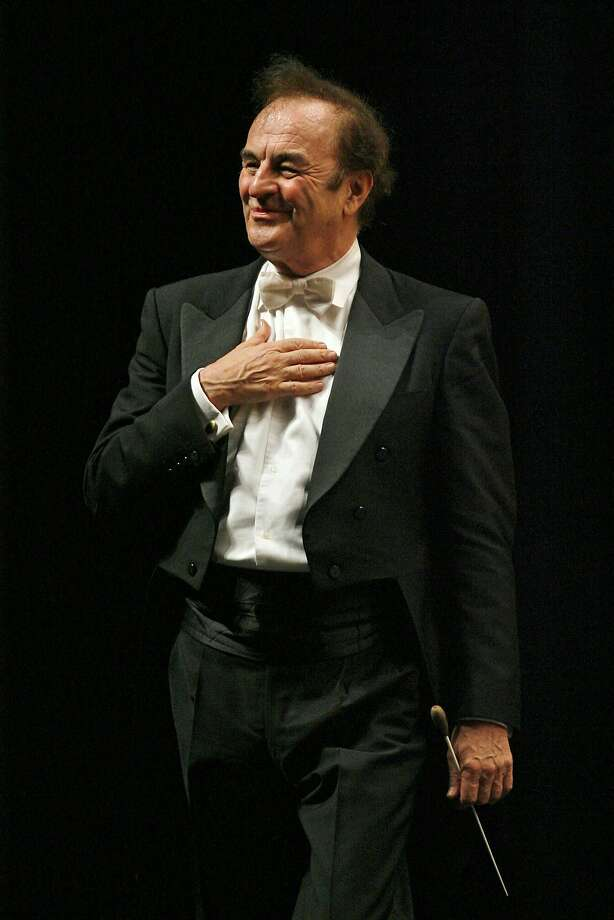 Charles Dutoit is known as a master of Berlioz's style. Photo: Courtesy SF Symphony, REUTERS
