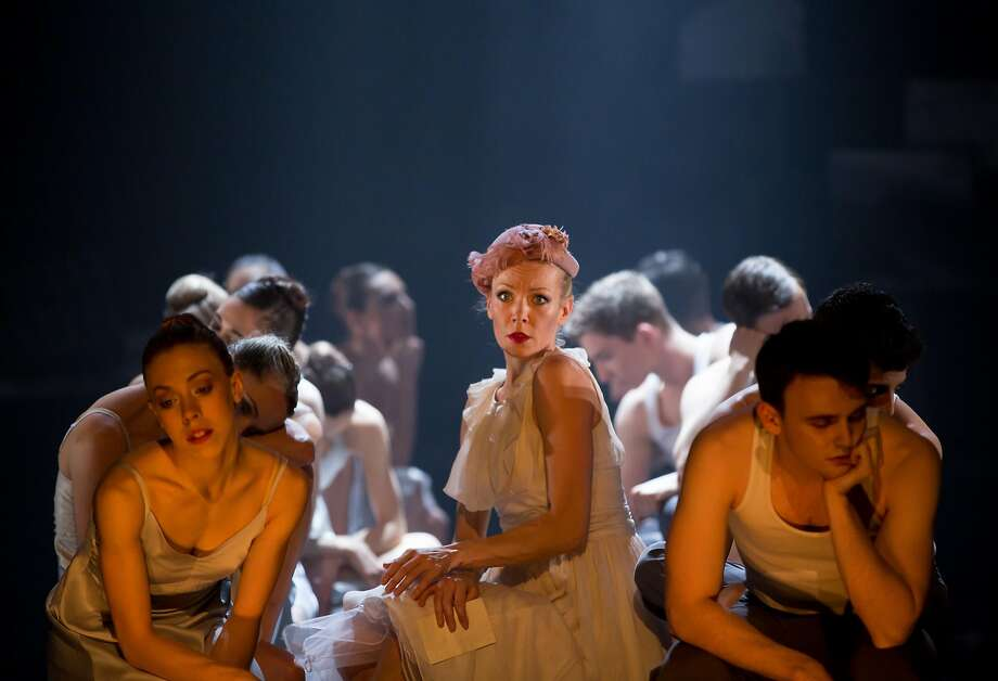 "Scottish Ballet's West Coast premiere of ""A Streetcar Named Desire."" Photo: Courtesy Of Scottish Ballet"