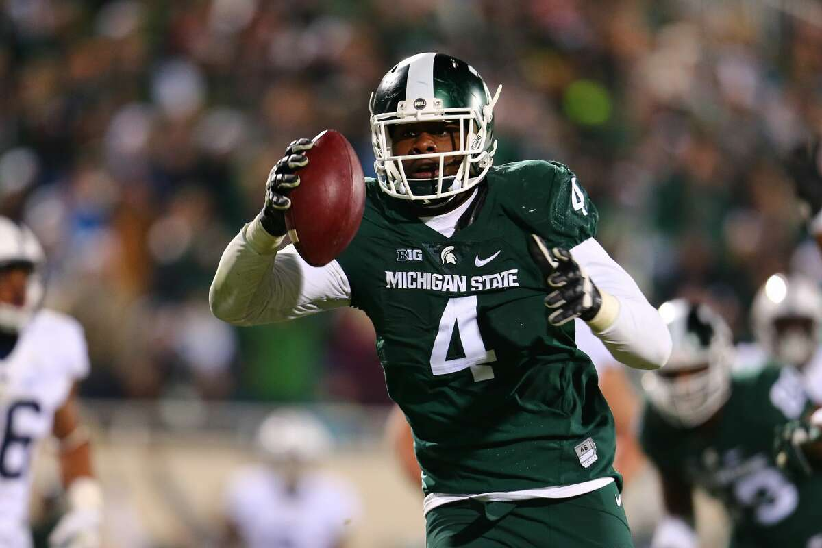DT Malik McDowell, Michigan StateSecond Round, 35th overall McDowell, very confident in his pass-rushing abilities, used just two words describing himself to local media follow his selection:
