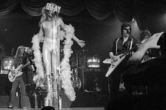 The Tubes show, August 28, 1975 show at Bimbo's