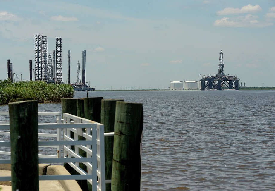 The Gulf Coast could be one of the prime benefactors of increased trade with China. (Kim Brent/The Enterprise) Photo: Kim Brent / Beaumont Enterprise