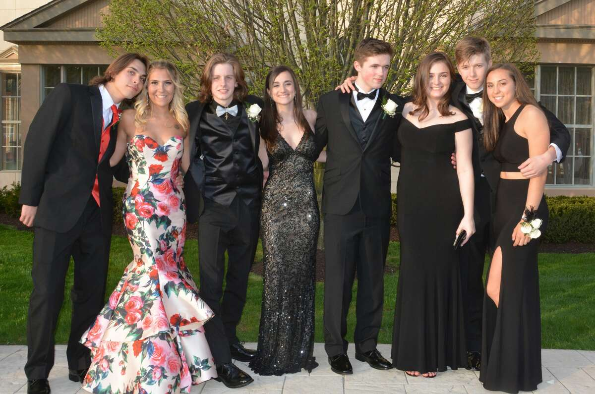 The Newtown High School senior prom was held on April 28, 2107 at The Waterview in Monroe. The senior class graduated on June 13. Were you SEEN at prom? Click here for more photos.
