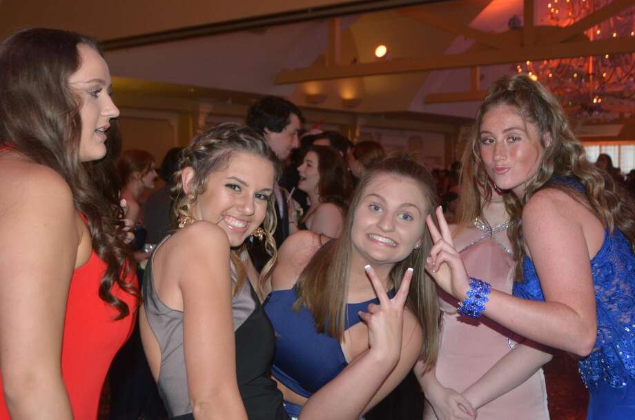 The Newtown High School senior prom was held on April 28, 2107 at The Waterview in Monroe. The senior class will graduate on June 13. Were you SEEN at prom? Photo: Vic Eng / Hearst Connecticut Media Group