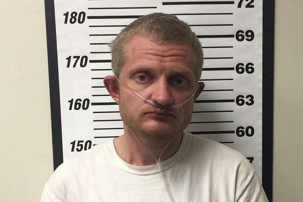 Nathan Wells, 34, was arrested after he was pulled over for speeding and a deputy constable reportedly found 122 grams of methamphetamine in his truck.