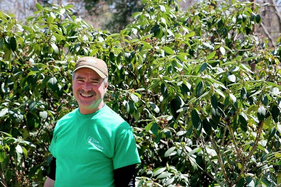 The Dow Gardens has promoted Senior Horticulturist Chuck Martin to the position of grounds manager of Whiting Forest.