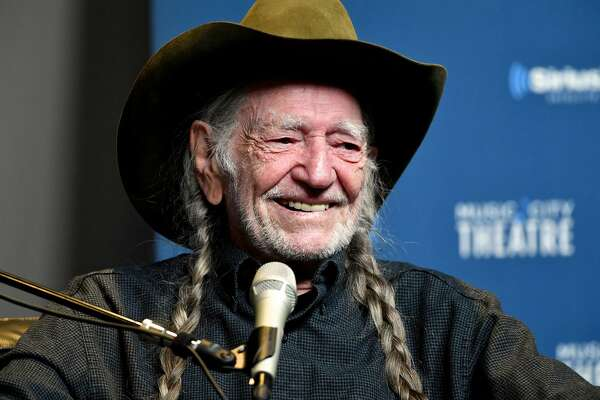 NASHVILLE, TN - APRIL 04:  Legendary Recording Artist Willie Nelson speaks onstage at his album premier on April 4, 2017 in Nashville, Tennessee.  (Photo by Jason Davis/Getty Images for SiriusXM)