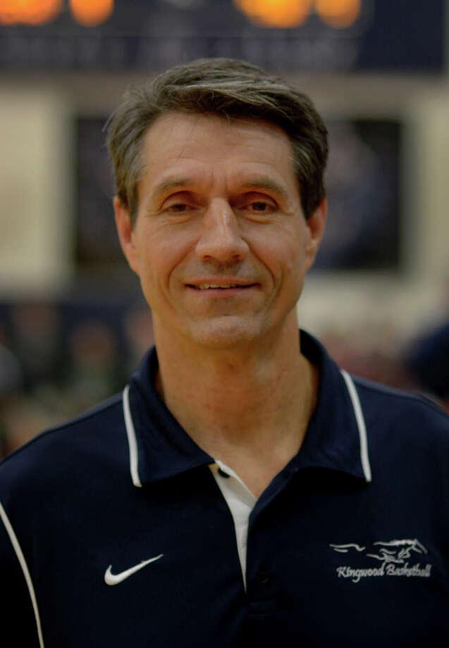 Kingwood head boys basketball coach Royce Huseman Photo: Jerry Baker, Freelance / Freelance