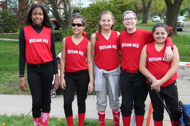 Were you Seen at Westland Hills Baseball and Softball's Opening Day in Albany on Saturday, April 29, 2017?