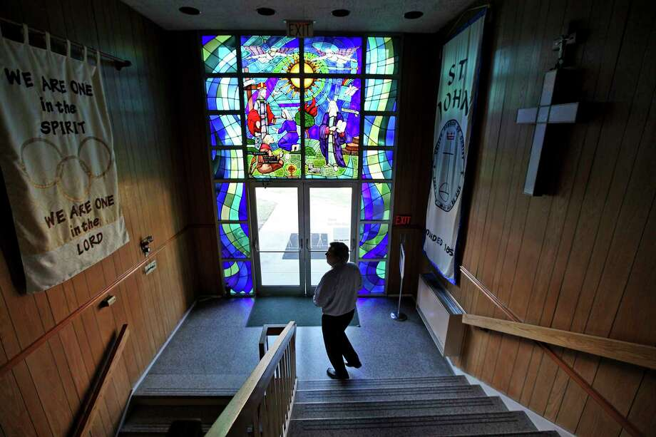 A new survey finds that three-quarters of college graduates are affiliated with some religion.  Photo: Kelly Wilkinson, MBR / The Indianapolis Star