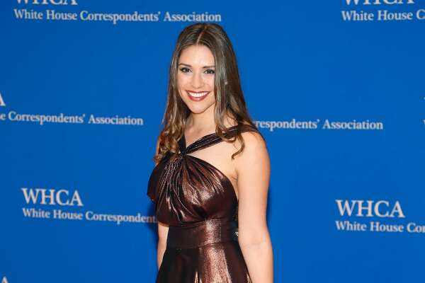 WASHINGTON, DC - APRIL 29:  Journalist Tara Palmeri attends 2017 White House Correspondents' Association Dinner at Washington Hilton on April 29, 2017 in Washington, DC.  (Photo by Paul Morigi/WireImage)