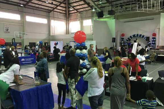 The Houston Black Real Estate Association held an annual housing expo Saturday, April 29, 2017.