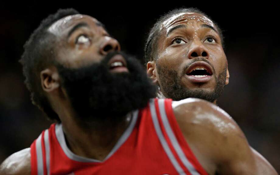 PHOTOS: Breaking down the Rockets-Spurs playoff seriesThe Rockets-Spurs playoff series will be a heavyweight matchup of NBA superstars James Harden and Kawhi Leonard.Browse through the photos above for a position-by-position breakdown of the series as well as a prediction by Jonathan Feigen. Photo: Edward A. Ornelas, Staff / © 2017 San Antonio Express-News