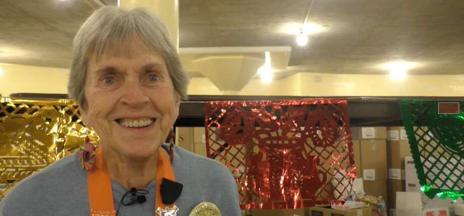 Fran West has been a NIOSA volunteer for 50 years.