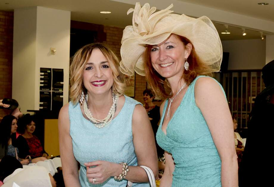 Were you Seen at the YWCA of the Greater Capital Region's 4th Annual Victorian Tea on Saturday, April 29, 2017 at Bush Memorial Hall on the Russell Sage Campus in Troy? Photo: Colleen Ingerto