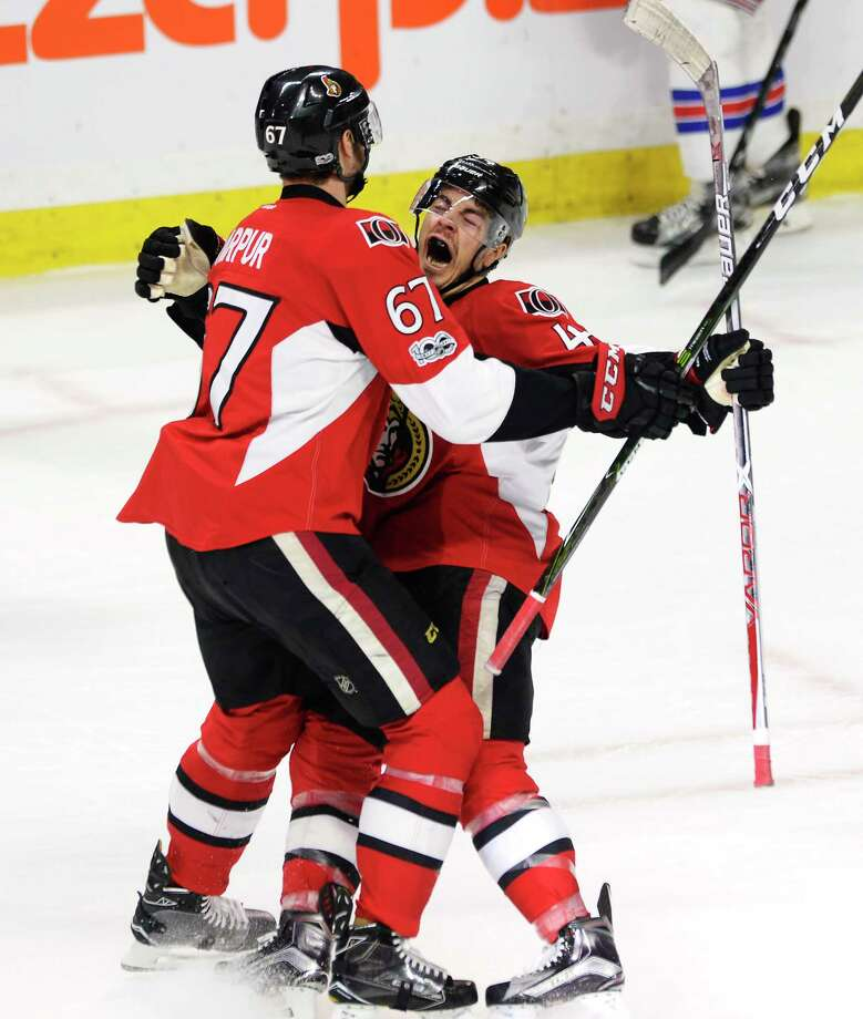 8 tweets that defined Game 2 of the Sens-Rangers series